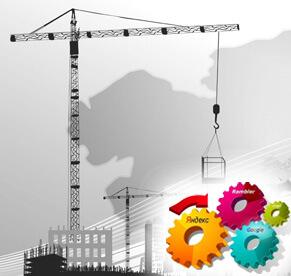 продвижение строительных услуг строительного магазина