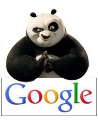 вывести сайт из под панды