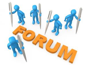 работа форумами продвижение